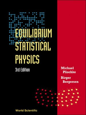 cover image of Equilibrium Statistical Physics