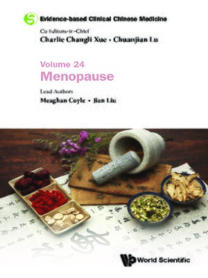 cover image of Evidence-based Clinical Chinese Medicine--Volume 24