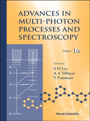 cover image of Advances In Multi-photon Processes and Spectroscopy, Vol 16