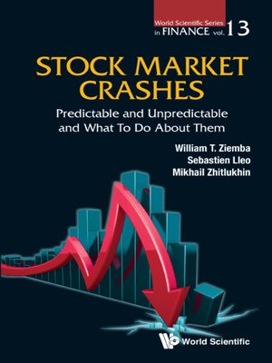 cover image of Stock Market Crashes