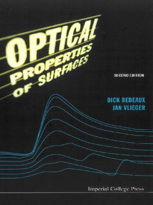 cover image of Optical Properties of Surfaces ()