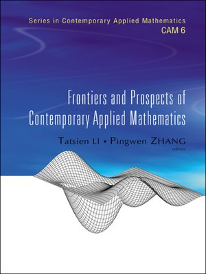 cover image of Frontiers and Prospects of Contemporary Applied Mathematics