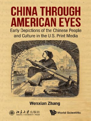 cover image of China Through American Eyes