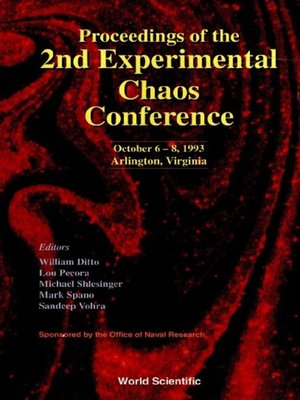 cover image of Proceedings of the 2nd Experimental Chaos Conference