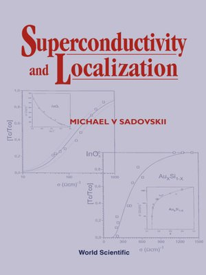 cover image of Superconductivity and Localization