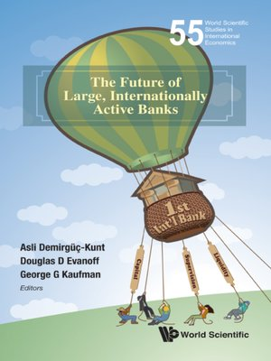 cover image of The Future of Large, Internationally Active Banks