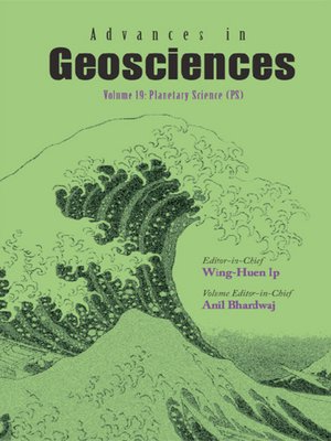 cover image of Advances In Geosciences (A 6-volume Set)--Volume 19