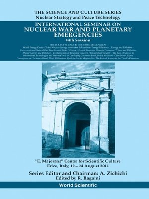 cover image of International Seminar On Nuclear War and Planetary Emergencies--44th Session