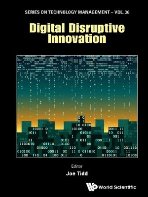 cover image of Digital Disruptive Innovation