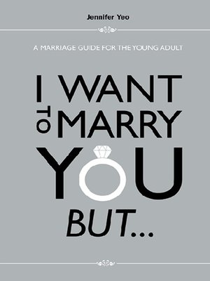 cover image of I Want to Marry You But...