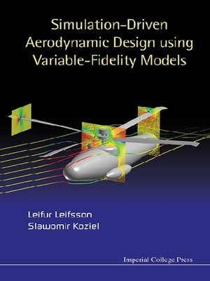 cover image of Simulation-driven Aerodynamic Design Using Variable-fidelity Models