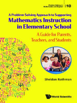 cover image of A Problem-solving Approach to Supporting Mathematics Instruction In Elementary School