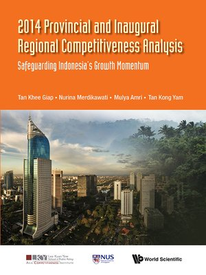 cover image of 2014 Provincial and Inaugural Regional Competitiveness Analysis