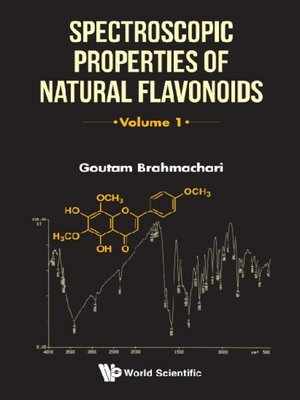 cover image of Spectroscopic Properties of Natural Flavonoids