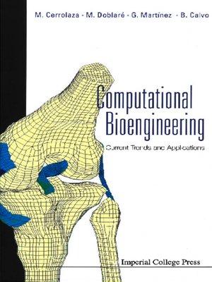cover image of Computational Bioengineering