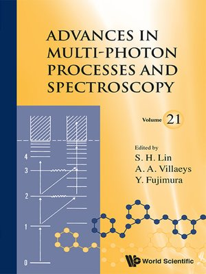 cover image of Advances In Multi-photon Processes and Spectroscopy, Vol 21