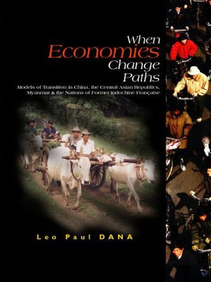 cover image of When Economies Change Paths