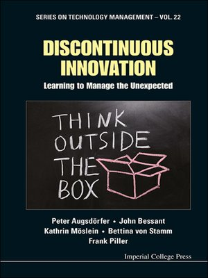 cover image of Discontinuous Innovation