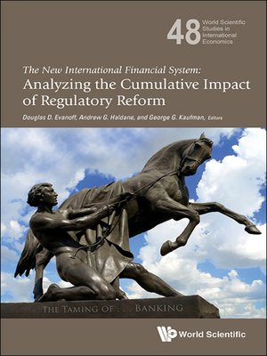 cover image of The New International Financial System
