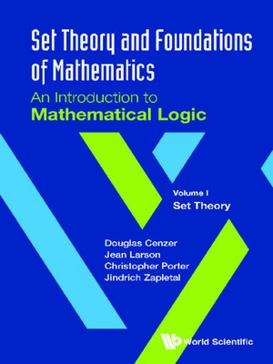 cover image of Set Theory and Foundations of Mathematics