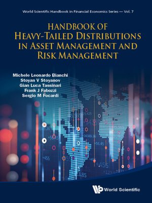 cover image of Handbook of Heavy-tailed Distributions In Asset Management and Risk Management