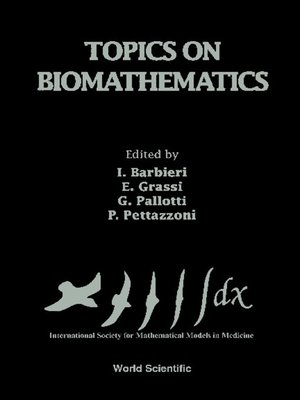 cover image of Topics On Biomathematics--Proceedings of the 2nd International Conference