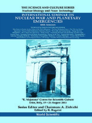 cover image of International Seminars On Nuclear War and Planetary Emergencies--48th Session