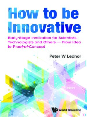 cover image of How to Be Innovative