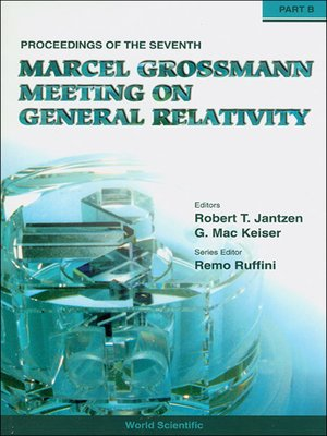 cover image of The Seventh Marcel Grossmann Meeting
