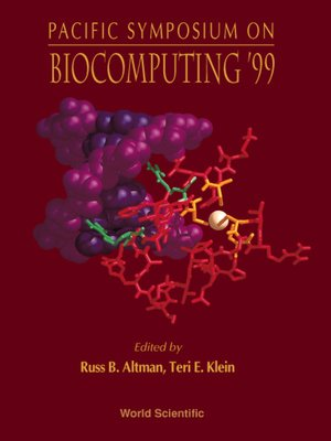 cover image of Biocomputing '99--Proceedings of the Pacific Symposium