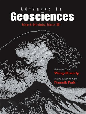 cover image of Advances In Geosciences (A 4-volume Set)--Volume 6
