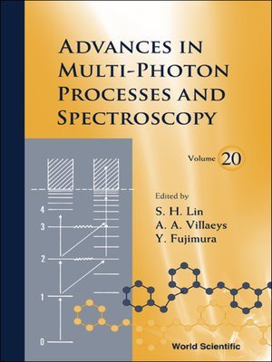 cover image of Advances In Multi-photon Processes and Spectroscopy, Vol 20