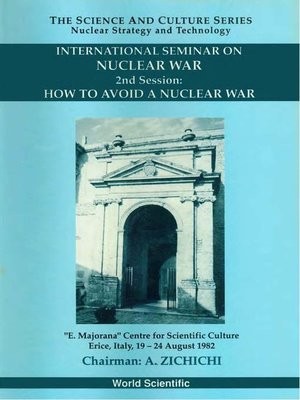 cover image of How to Avoid a Nuclear War--Proceedings of the 2nd International Seminar On Nuclear War