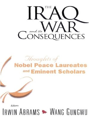 cover image of The Iraq War and Its Consequences
