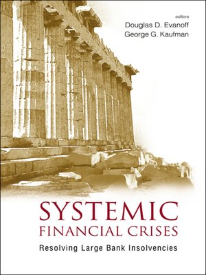 cover image of Systemic Financial Crises
