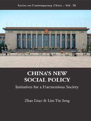 cover image of China's New Social Policy