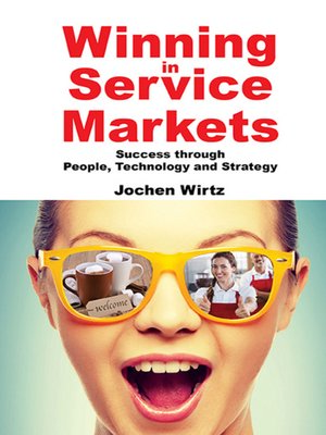 cover image of Winning In Service Markets