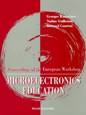 cover image of Microelectronics Education--Proceedings of the European Workshop