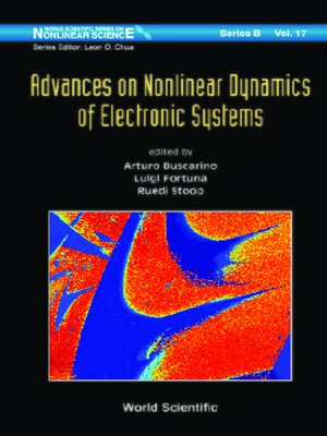 cover image of Advances On Nonlinear Dynamics of Electronic Systems