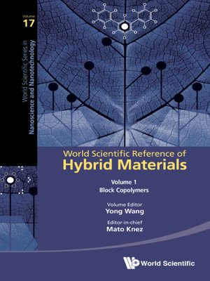 cover image of World Scientific Reference of Hybrid Materials (In 3 Volumes)