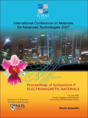 cover image of Electromagnetic Materials--Proceedings of the International Conference On Materials For Advanced Technologies (Symposium P)