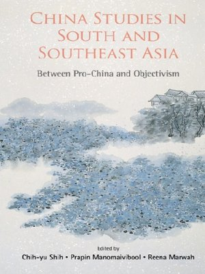 cover image of China Studies In South and Southeast Asia