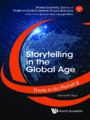 cover image of Storytelling In the Global Age
