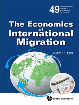 cover image of The Economics of International Migration