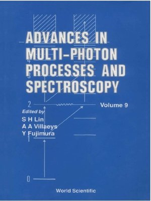 cover image of Advances In Multi-photon Processes and Spectroscopy, Vol 9