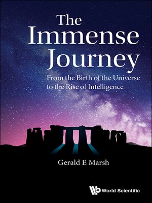 cover image of The Immense Journey