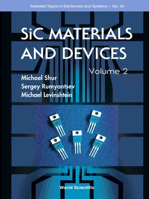 cover image of Sic Materials and Devices--Volume 2