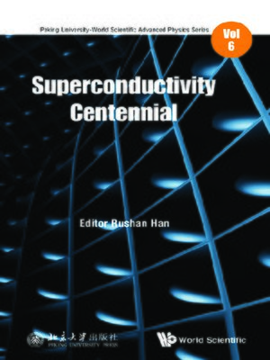 cover image of Superconductivity Centennial