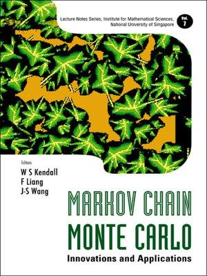 cover image of Markov Chain Monte Carlo