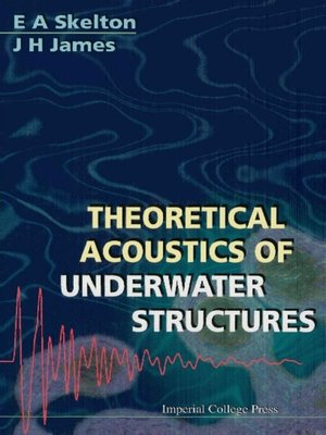 cover image of Theoretical Acoustics of Underwater Structures